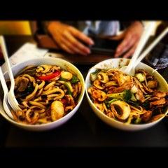 Photo taken at iWok & Go by Phonkymonkey on 6/5/2012