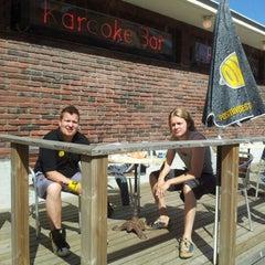Photo taken at Karaoke Bar Restroom by Saana M. on 7/21/2012