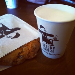 Photo taken at Uptown Espresso by tanamusi on 3/7/2012
