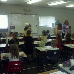 Photo taken at Cowee Elementary School by Gary D. on 5/22/2012