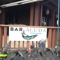 Photo taken at Bar Acuda by Michelle on 6/29/2012