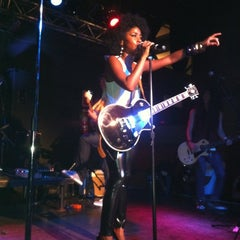 Photo taken at Brighton Music Hall by Erica T. on 9/9/2012