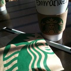 Photo taken at Starbucks by kluzter b. on 5/3/2012