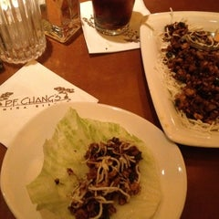 Photo taken at P.F. Chang's by Dj- M. on 4/28/2012