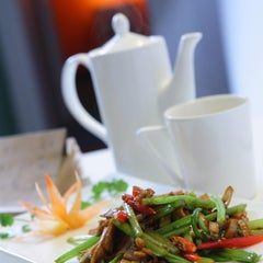 Photo taken at Veg Inn | 素人素食 by Time Out Shanghai on 6/19/2012