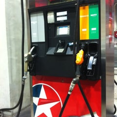 Photo taken at Caltex 加德士 by Tim V. on 3/17/2012