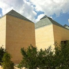 Photo taken at Fred Jones Jr. Museum of Art by Sarah L. on 9/2/2012