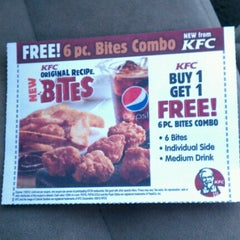 Photo taken at KFC by Sally S. on 7/24/2012