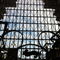 Photo taken at Disney's Contemporary Resort by Gabi on 2/22/2012