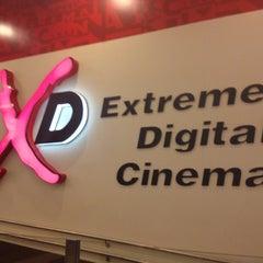 Photo taken at Cinemark by Humberto M. on 7/23/2012
