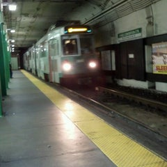 Photo taken at MBTA Hynes Convention Center Station by Matt C. on 6/28/2012