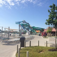 Photo taken at Zoombezi Bay Waterpark by Ray O. on 5/30/2012