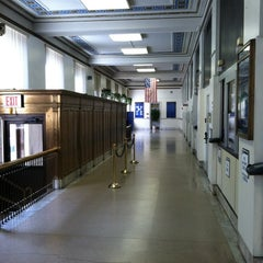 Photo taken at US Post Office by Derrick Y. on 3/24/2012