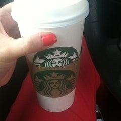 Photo taken at Starbucks by Mariel S. on 8/10/2012