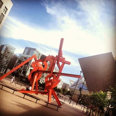 Photo taken at Denver Art Museum by Ricky P. on 7/19/2012