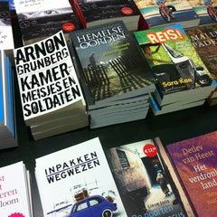 Photo taken at Boekhandel Van Piere by Harm on 5/24/2012