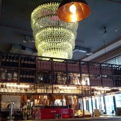 Photo taken at Jamie's Italian by Udo J. on 8/12/2012