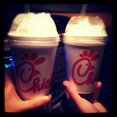Photo taken at Chick-fil-A by Steffanie G. on 3/10/2012