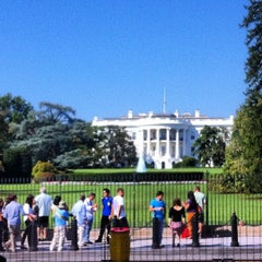 Photo taken at South Lawn - White House by Wesley T. on 9/13/2012
