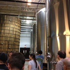 Photo taken at Dogfish Head Craft Brewery by Scott M. on 7/28/2012