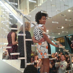 Photo taken at DVF Meatpacking by Ashley B. on 9/7/2012