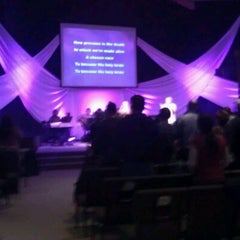 Photo taken at Silverdale Baptist Church by {{*Janiece*}} on 3/12/2012