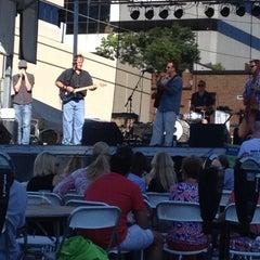 Photo taken at St Louis Art Fair by Carolyn W. on 9/9/2012
