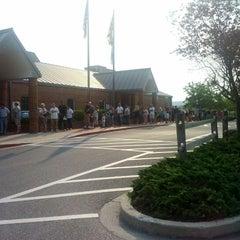 Photo taken at Maryland Motor Vehicle Administration (MVA) by Jonathan I. on 6/29/2012
