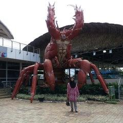 Photo taken at Danga Bay by Fiza N. on 7/15/2012