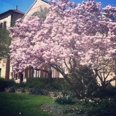 Photo taken at Finney Chapel by Zoe M. on 3/22/2012