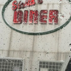 Photo taken at Stella's Diner by Carla O. on 2/25/2012