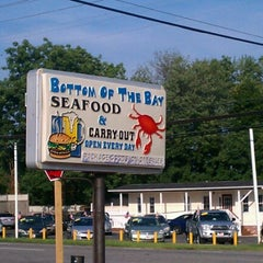 Photo taken at Bottom Of The Bay Seafood by Eric W. on 7/14/2012