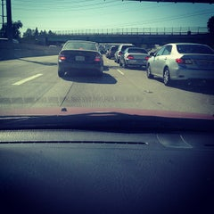 Photo taken at Interchange @ SR 57 & SR 91 by Jordan_Jhy on 8/7/2012