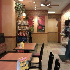 Photo taken at Subway by Greg C. on 8/20/2012