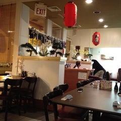 Photo taken at Tokyo Sushi by Alex B. on 4/22/2012