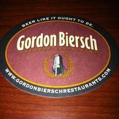 Photo taken at Gordon Biersch by Anna B. on 3/17/2012