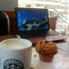 Photo taken at Starbucks Coffee by Ana P. on 2/24/2012