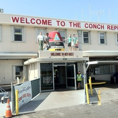 Photo taken at Key West International Airport (EYW) by M. G. S. on 7/22/2012