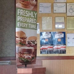 Photo taken at Arby's by Meka P. on 3/19/2012