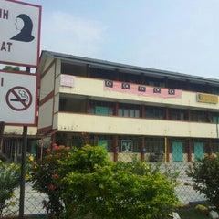 Photo taken at Sekolah Agama Menengah Batu 10 Cheras by Atiqah S. on 9/9/2012