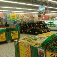 Photo taken at Giant Hypermarket by nora on 8/11/2012