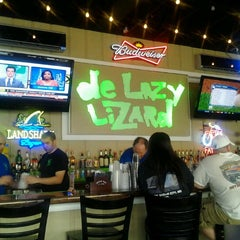 Photo taken at De Lazy Lizard Bar & Grill by Fred M. on 5/17/2012