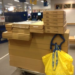 Photo taken at IKEA by Carin v. on 8/28/2012