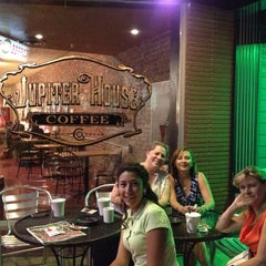 Photo taken at Jupiter House Coffee by Carlos C. on 7/21/2012