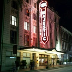 Photo taken at Majestic Theatre by Mike D. on 3/16/2012