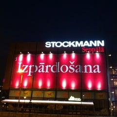 Photo taken at STOCKMANN by Роман Т. on 7/3/2012