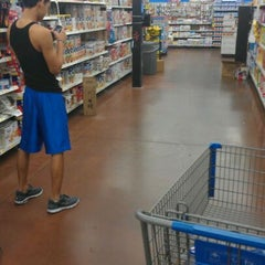 Photo taken at Walmart Supercenter by Ray N. on 5/1/2012