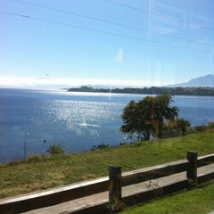 Photo taken at Hotel Cumbres Patagónicas by Nicolas B. on 2/9/2012