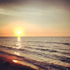 Photo taken at Headlands Beach State Park by Matthew B. on 8/21/2012