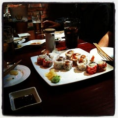Photo taken at Juno Vancouver Sushi Bistro by Junnn on 2/8/2012